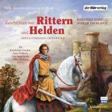 Karlheinz Koinegg: Geschichten von Rittern und Helden, 7 CDs