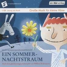 Peter Stangel: Ein Sommernachtstraum, CD