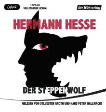 Hermann Hesse: Der Steppenwolf, MP3-CD