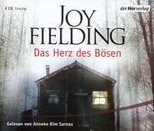 Joy Fielding: Das Herz des Bösen, 6 CDs