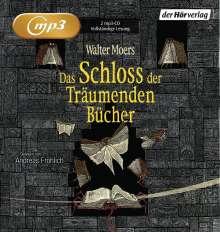 Walter Moers: Das Schloss der Träumenden Bücher, 2 Diverses