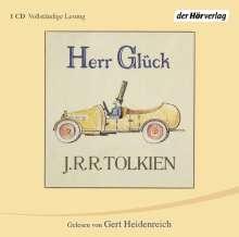John R. R. Tolkien: Herr Glück, CD
