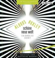 Aldous Huxley: Schöne neue Welt, 6 CDs