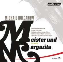 Michail Bulgakow: Meister und Margarita, 12 CDs