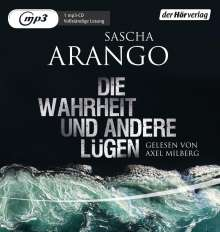 Sascha Arango: Die Wahrheit und andere Lügen, MP3-CD