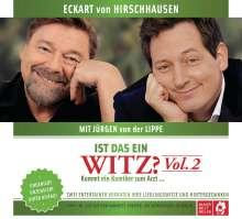 Eckart von Hirschhausen: Ist das ein Witz? Kommt ein Komiker zum Arzt ..., CD
