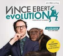 Vince Ebert: Ebert, V: EVOLUTION/CD, CD