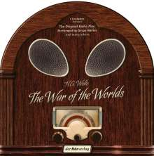 Herbert G. Wells: The War of the Worlds, LP