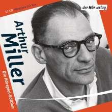 Arthur Miller: Die Hörspiel-Edition, 11 CDs
