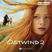 Lea Schmidbauer: Ostwind - Rückkehr nach Kaltenbach, 2 CDs