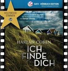 Harlan Coben: Ich finde dich. Limitierte Sonderausgabe, MP3-CD