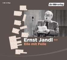 Ernst Jandl: Eile mit Feile, CD