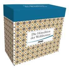 Johann Wolfgang von Goethe: Die Höredition der Weltliteratur, MP3-CD