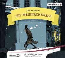Charles Dickens: Ein Weihnachtslied, CD