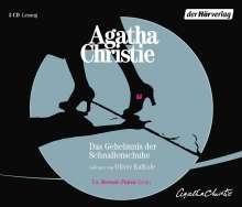 Agatha Christie: Das Geheimnis der Schnallenschuhe, 3 CDs