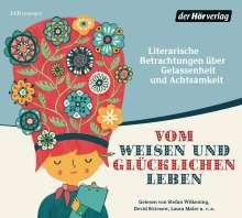Hermann Hesse: Vom weisen und glücklichen Leben, 2 CDs