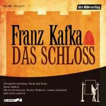 Franz Kafka: Das Schloss, 12 CDs