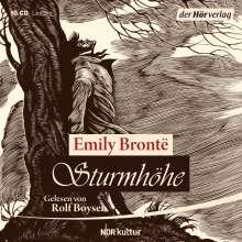 Emily Bronte: Sturmhöhe, 10 CDs