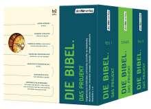 Reinhold Batberger: Die Bibel. Das Projekt, 21 CDs