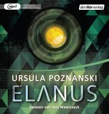 Ursula Poznanski: Elanus, MP3-CD