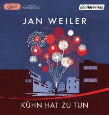Jan Weiler: Kühn hat zu tun, MP3-CD