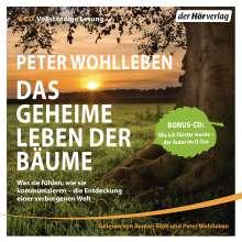 Peter Wohlleben: Das geheime Leben der Bäume, 6 CDs