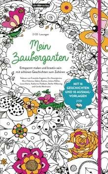 Hermann Hesse: Mein Zaubergarten, 2 CDs