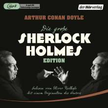 Arthur Conan Doyle: Die große Sherlock-Holmes-Edition, 2 Diverses