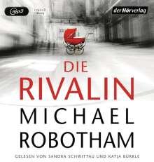 Michael Robotham: Die Rivalin, MP3-CD