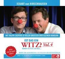 Eckart von Hirschhausen: Ist das ein Witz? Kommt ein Kind zum Arzt ..., CD