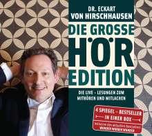 Eckart von Hirschhausen: Die große Hör-Edition, 5 CDs