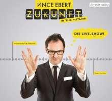 Vince Ebert: Zukunft is the future, CD