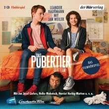 Jan Weiler: Das Pubertier, 2 CDs