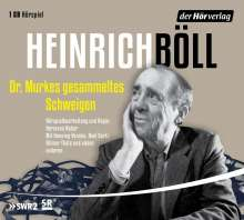 Heinrich Böll: Dr. Murkes gesammeltes Schweigen, CD