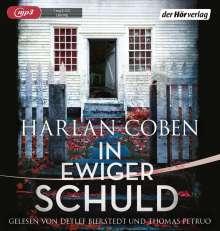 Harlan Coben: In ewiger Schuld, MP3-CD