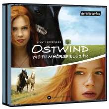 Ostwind - Die Filmhörspiele 1 + 2, 3 CDs