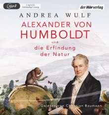 Andrea Wulf: Alexander von Humboldt und die Erfindung der Natur, 2 Diverses