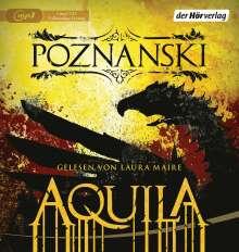 Ursula Poznanski: Aquila, MP3-CD