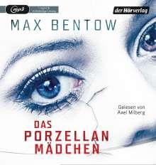 Max Bentow: Das Porzellanmädchen, MP3-CD