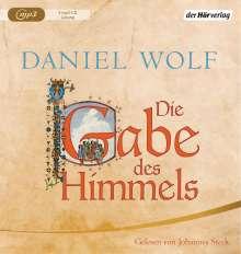 Daniel Wolf: Die Gabe des Himmels, 2 Diverses