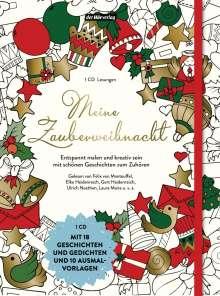 Joseph von Eichendorff: Meine Zauberweihnacht, CD