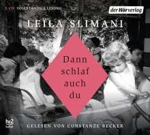 Leïla Slimani: Dann schlaf auch du, 5 CDs