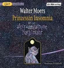 Walter Moers: Prinzessin Insomnia & der alptraumfarbene Nachtmahr, MP3-CD