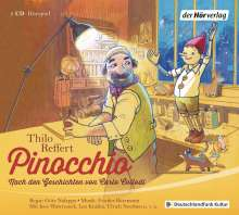 Thilo Reffert: Pinocchio, CD