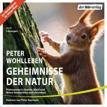 Geheimnisse der Natur, 9 CDs