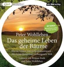 Das Geheime Leben Der Bäume (SA), MP3-CD
