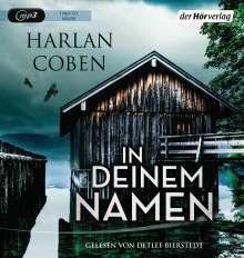 Harlan Coben: In deinem Namen, MP3-CD