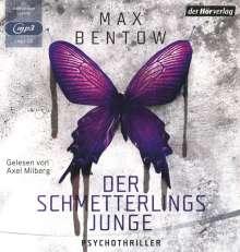 Der Schmetterlingsjunge, MP3-CD