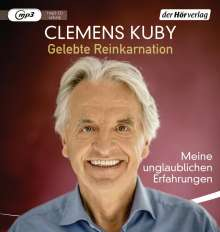 Clemens Kuby: Gelebte Reinkarnation, MP3-CD