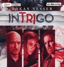 Håkan Nesser: Intrigo, MP3-CD